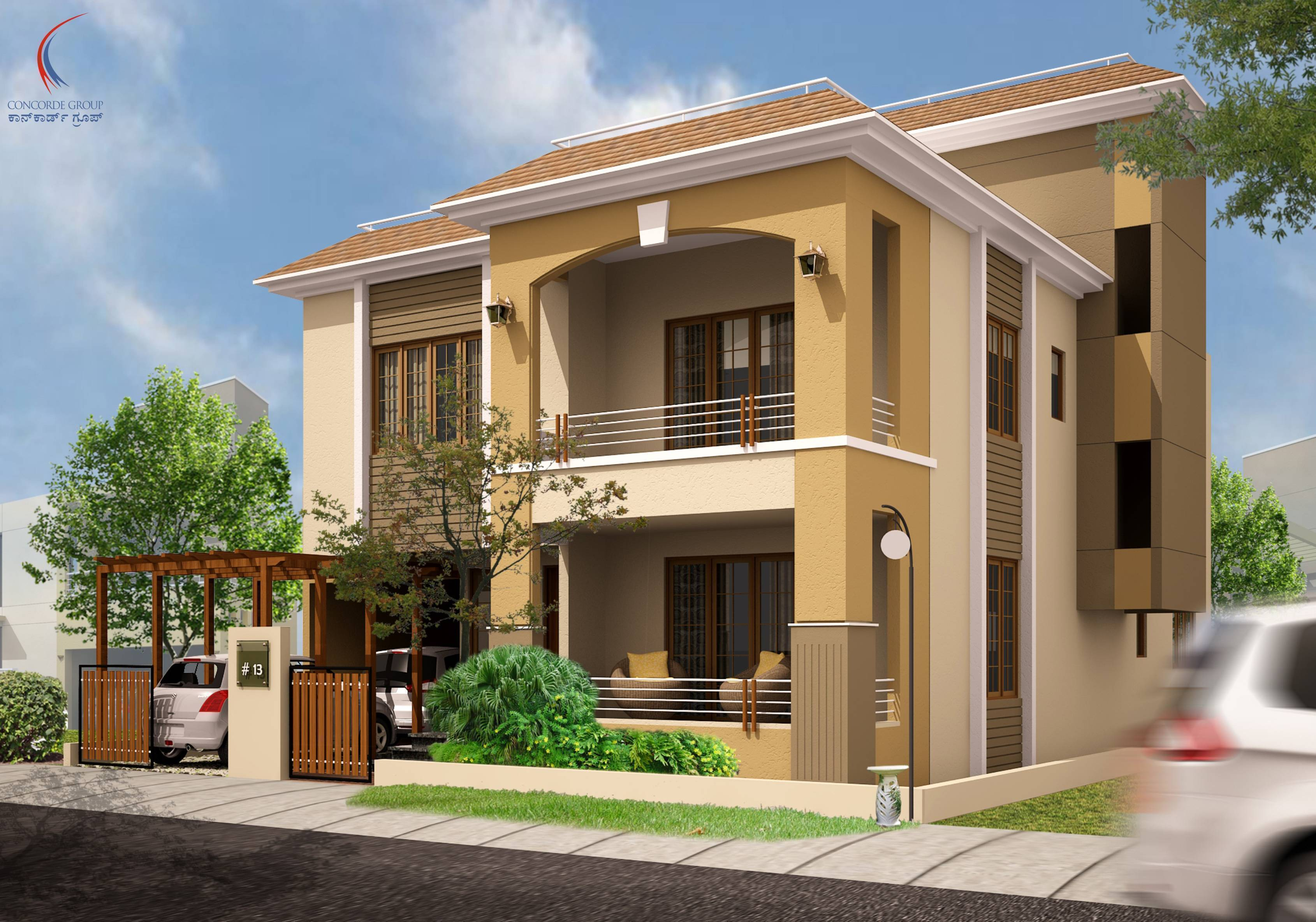 House for sale bangalore karnataka india houses in for Different types of house plans