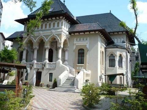 Mansion hotel restaurant bucur for sale in bucharest for European mansions for sale