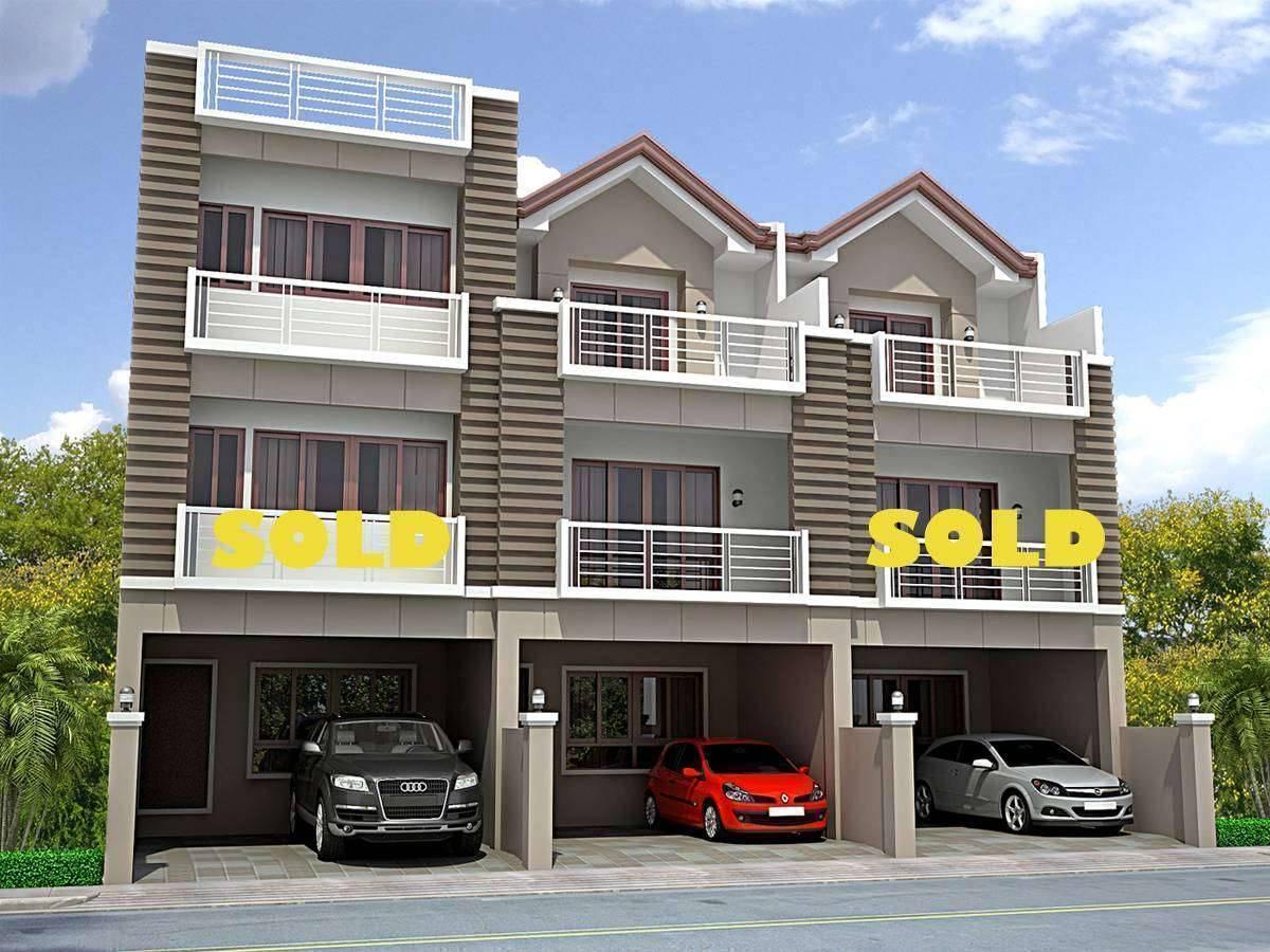 House for sale scout area tomas morato quezon city quezon city philippines modern design townhouse scout area near tomas morato md237680
