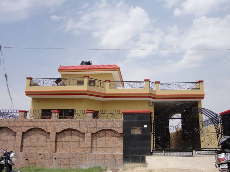 House for sale patiala punjab india puda approved for Indian kothi front design