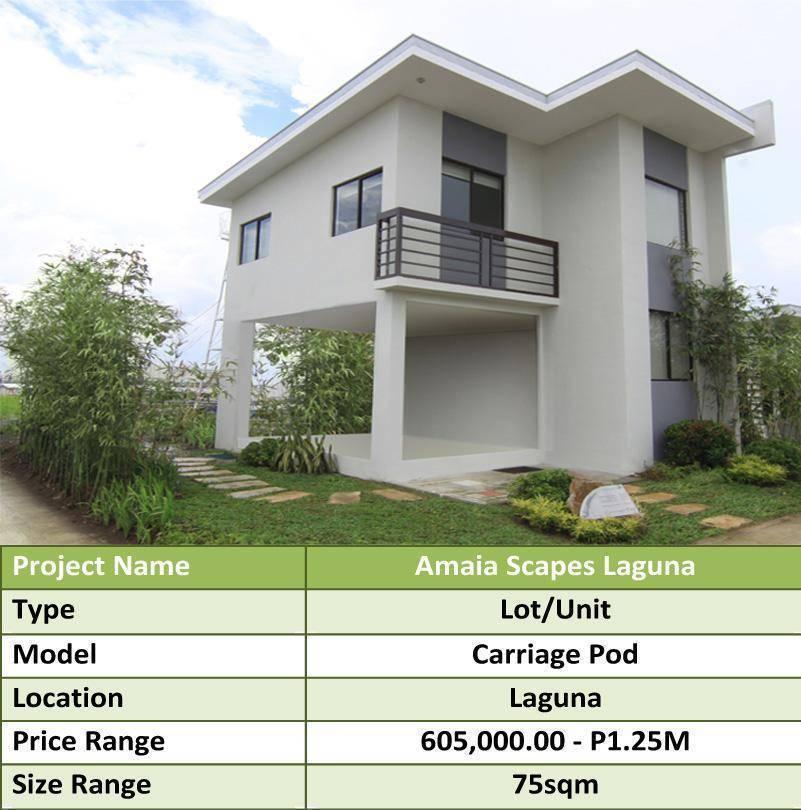 House for sale calamba laguna philippines amaia scapes for Laguna house for sale