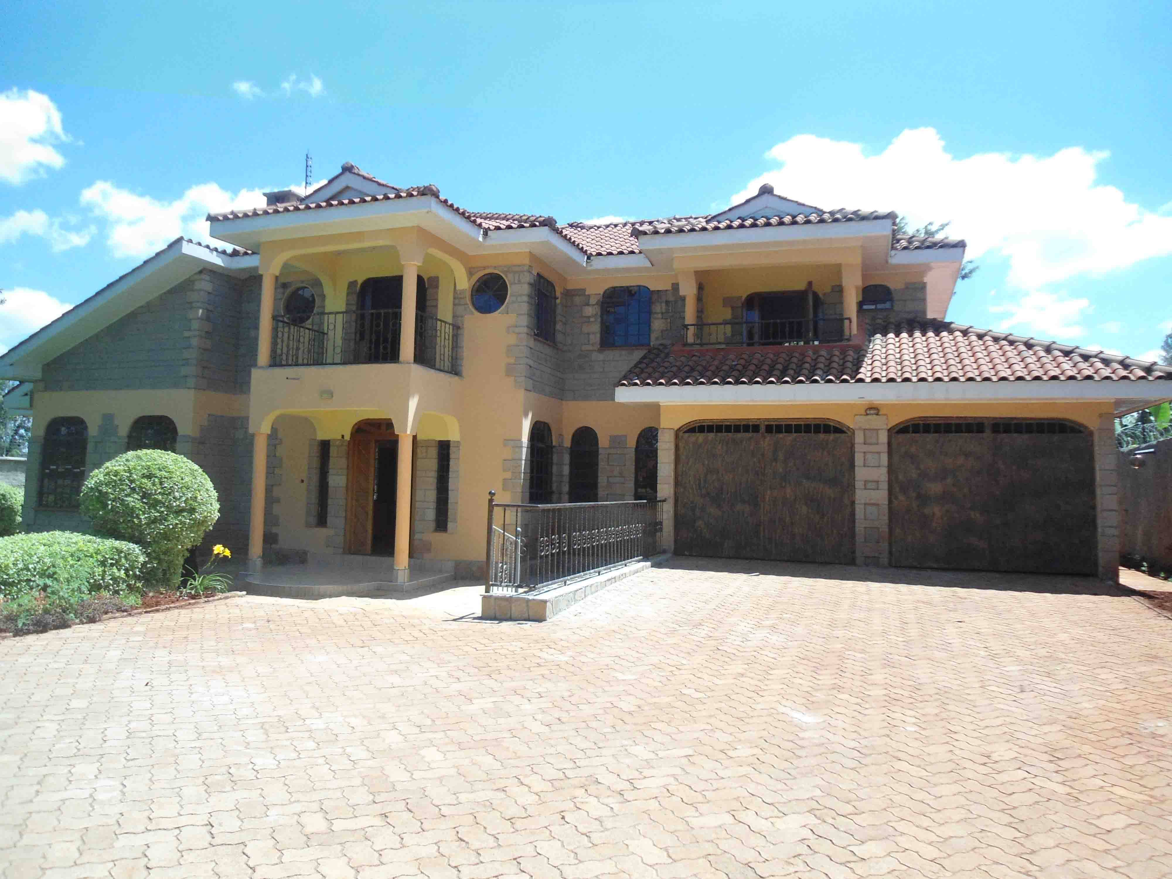 House for rent nairobi nairobi area kenya 4br new town house to let in runda md1788941 300000 kes 2013 01 19 mondinion com global real estate