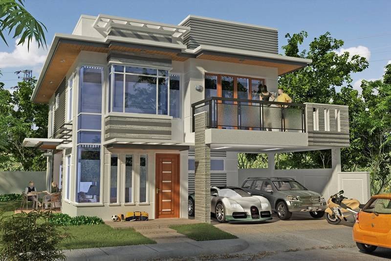 House for sale commonwealth quezon city philippines for Modern house quezon city