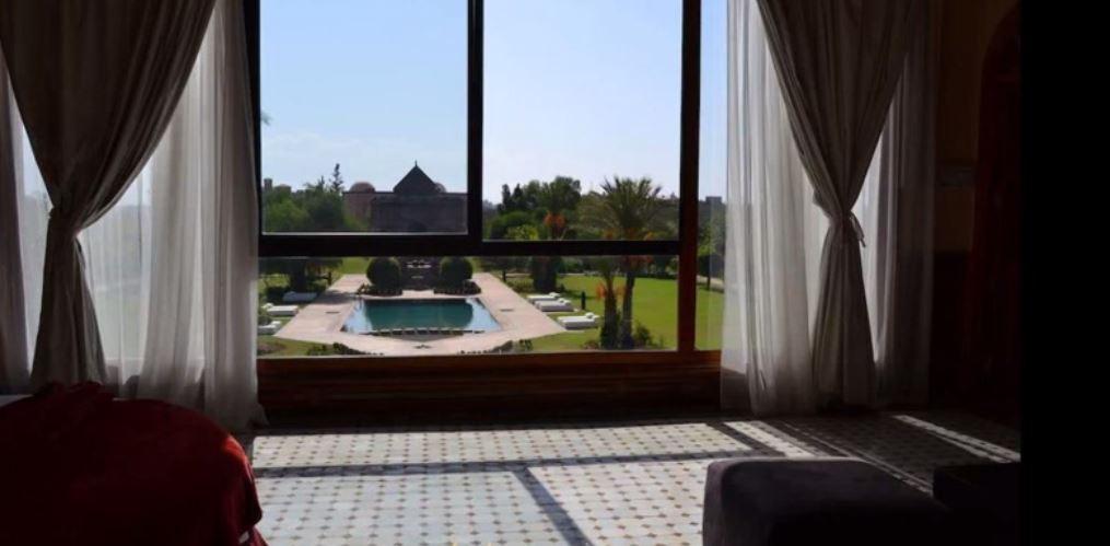 Somptueux palais spa luxueux h tel 4 toiles marrakech md5099790 morocco marrakech for Photos salons luxueux