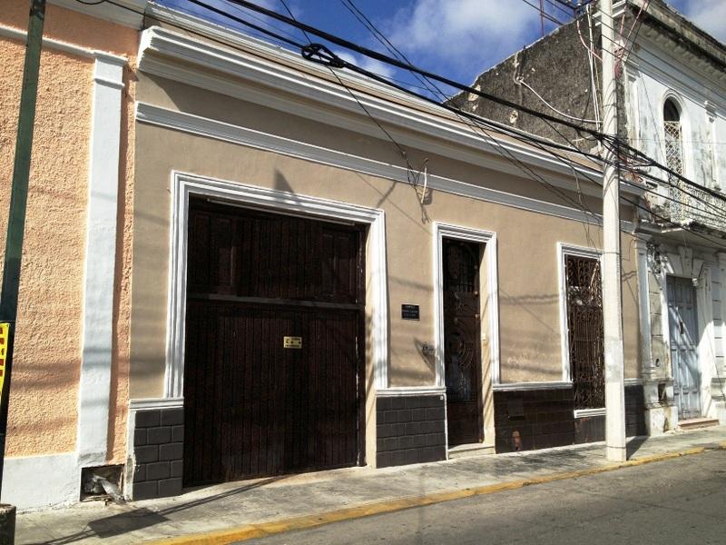 House for sale m rida yucatan mexico casa santa lucia - Mi casa merida ...