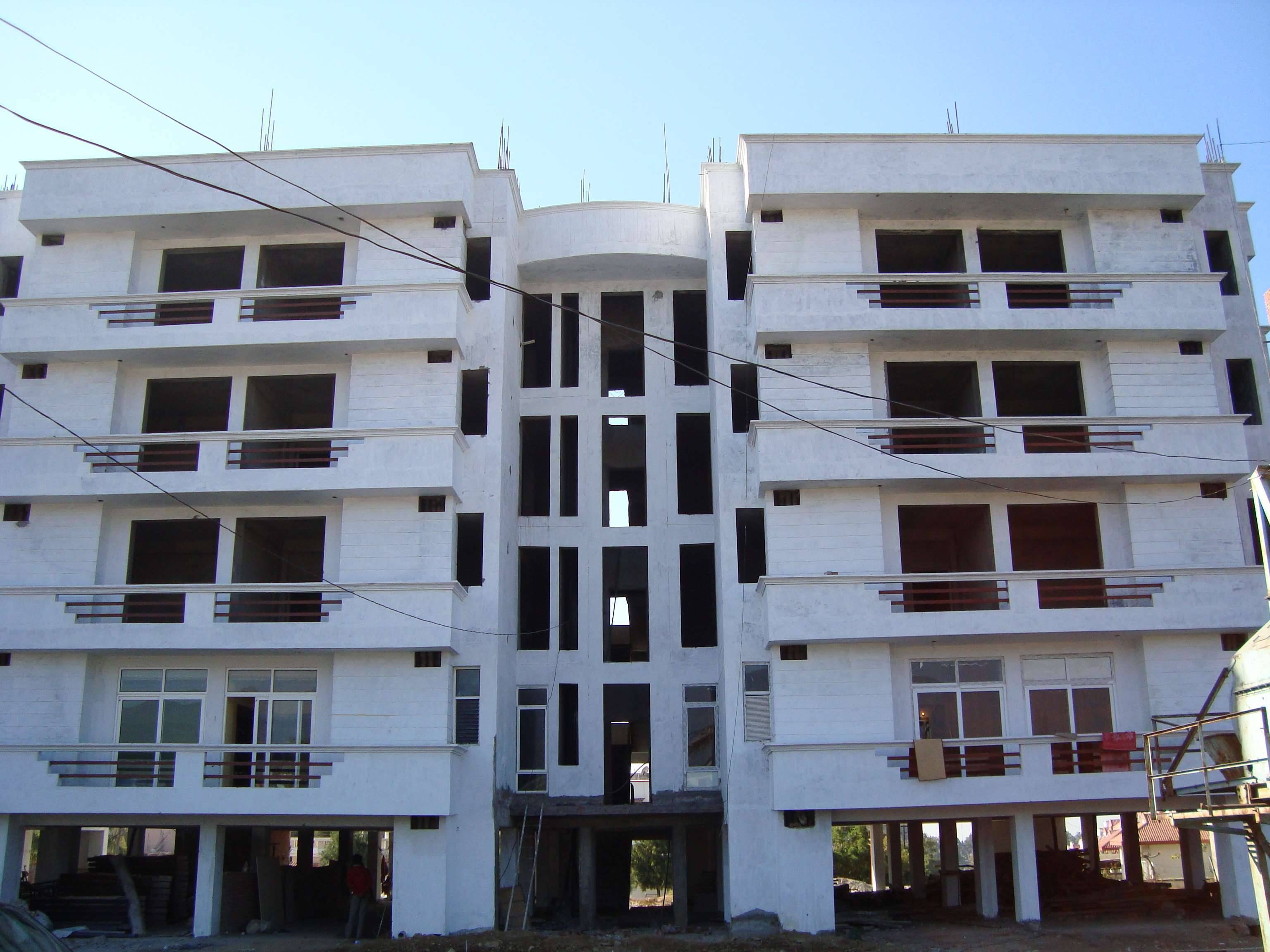 Apartment in India - YouTube