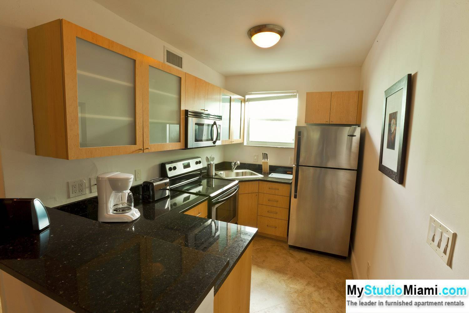 Apartment for rent miami florida united states for Studio apartments for rent