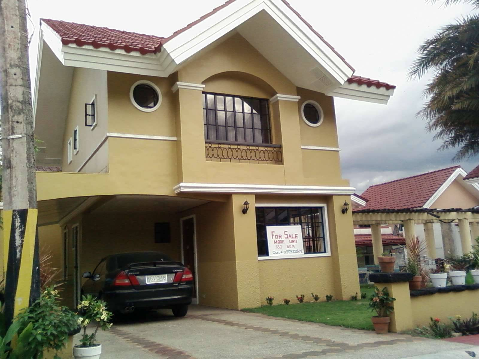 Model house for sale in philippines