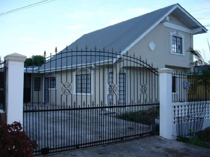 House for sale couva caroni trinidad and tobago house for Trini homes