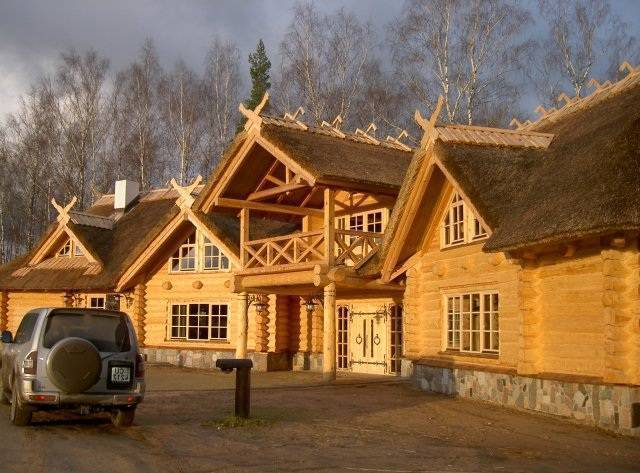 Handcrafted Log Cabin Md1143221 Norway Oslo Oslo