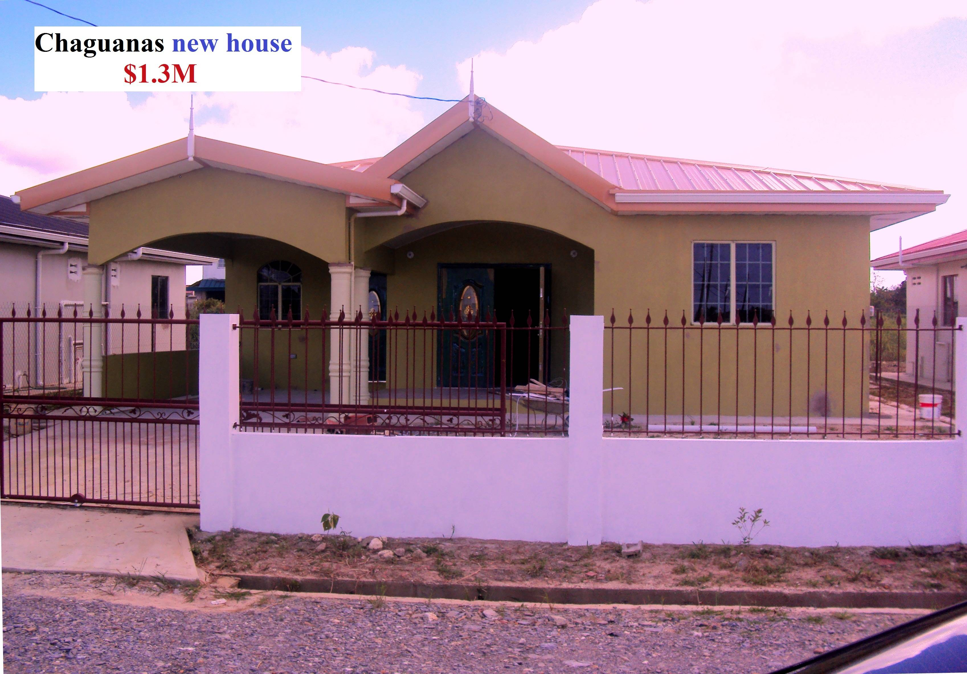 Trinidad and tobago home designs 2016 for Trini homes
