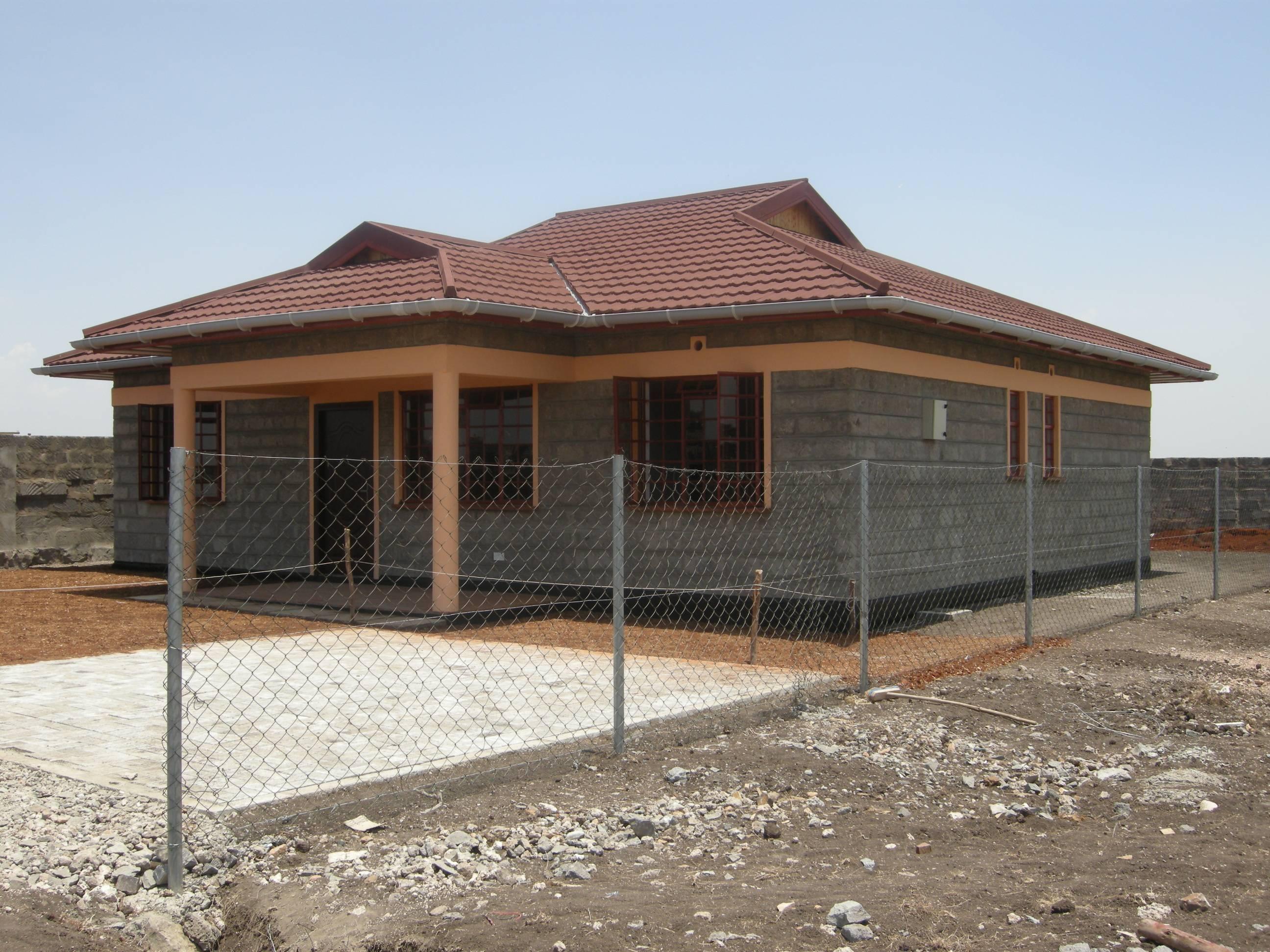 House for sale kitengela nairobi area kenya en silange for Small house designs kenya
