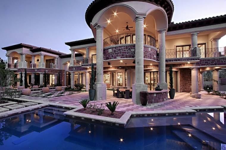 House For Sale Las Vegas, Nevada, United States Sophisticated Las Vegas  Luxury Home In