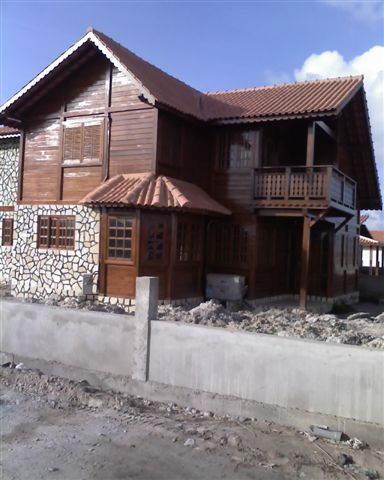 Casas kit madeira