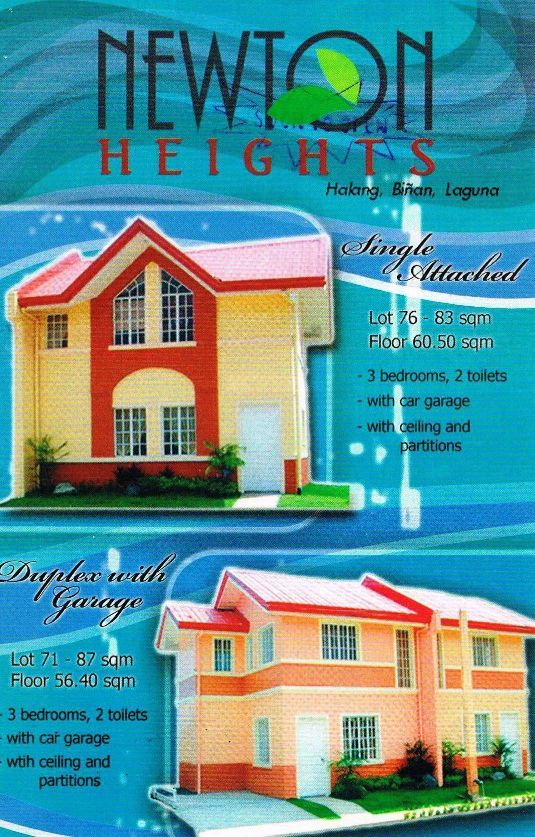 Newton Model House Binan Laguna Pls Contact Imie Pahamutang 09286749392 Md239306