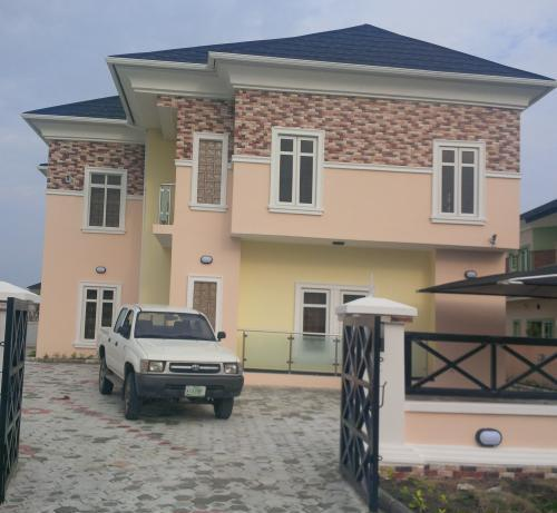 Lovely 5 Bedroom Duplex With Pool For Sale @ Royal Garden Ajah, LAGOS  NIGERIA. (MD2195918)   Nigeria, Lagos, Lekki   House For Sale, 774,473 USD,  ...