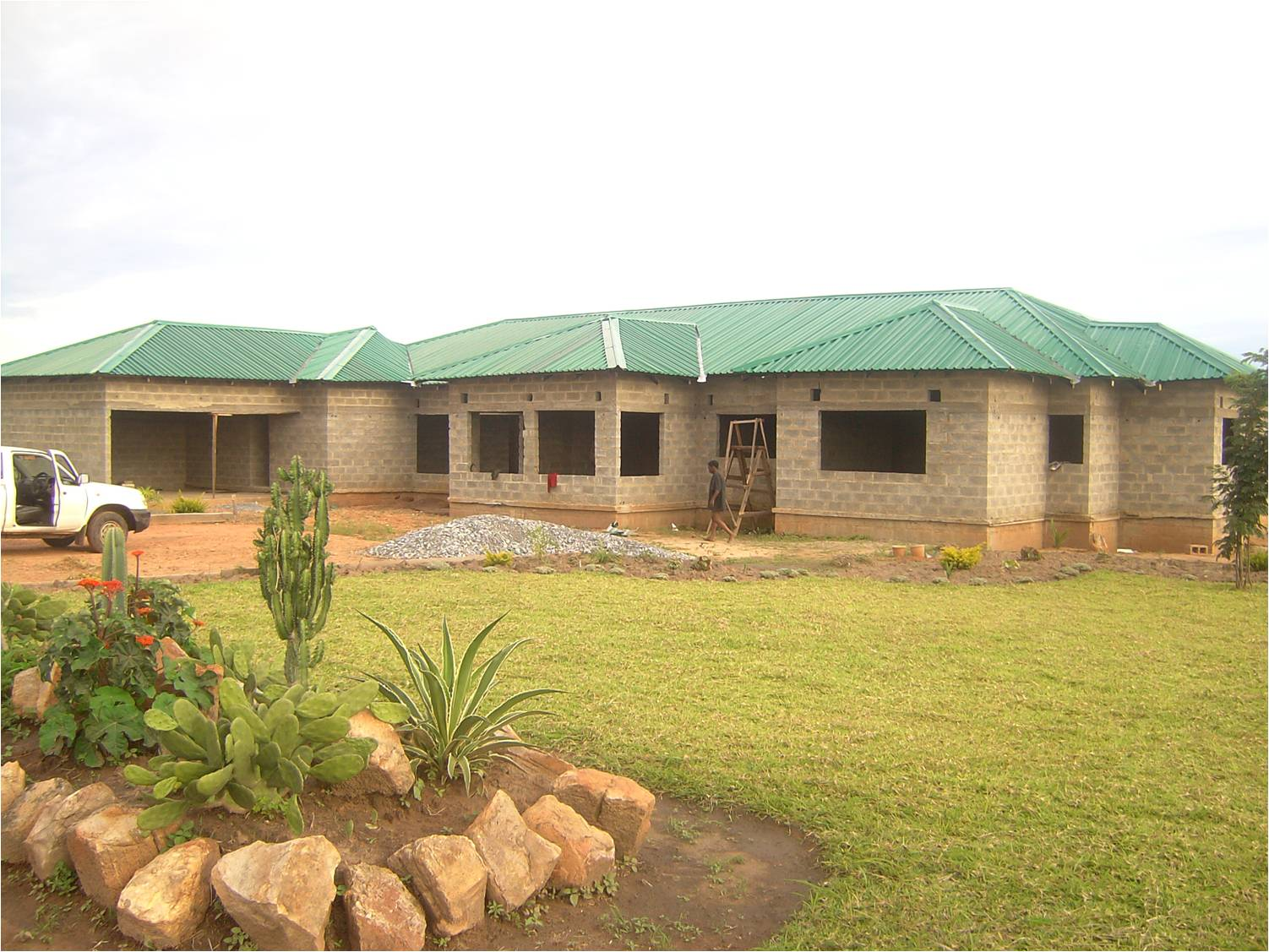 Incomplete house for sale ndola zambia md2438889 for House pictures for sale