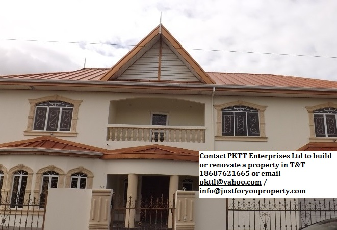 House For Sale Chaguanas Caroni Trinidad And Tobago