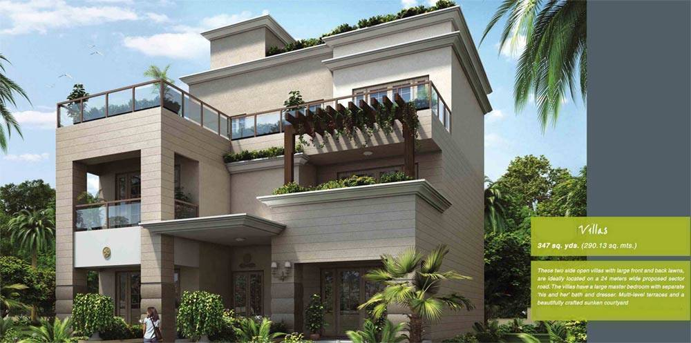 House For Sale Gurgaon Haryana India Gurgaon Independent Houses In A Gated Community