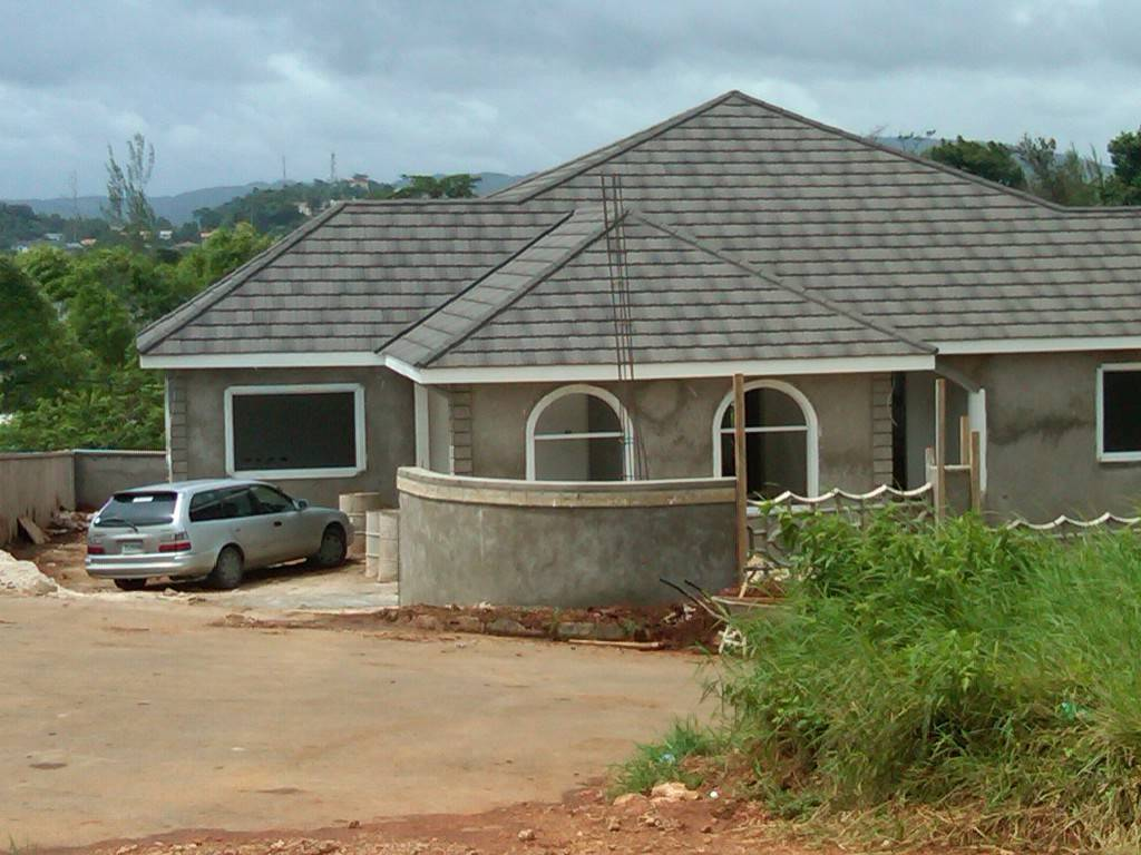 Three bedroom house designs in jamaica for Pictures of house designs in jamaica
