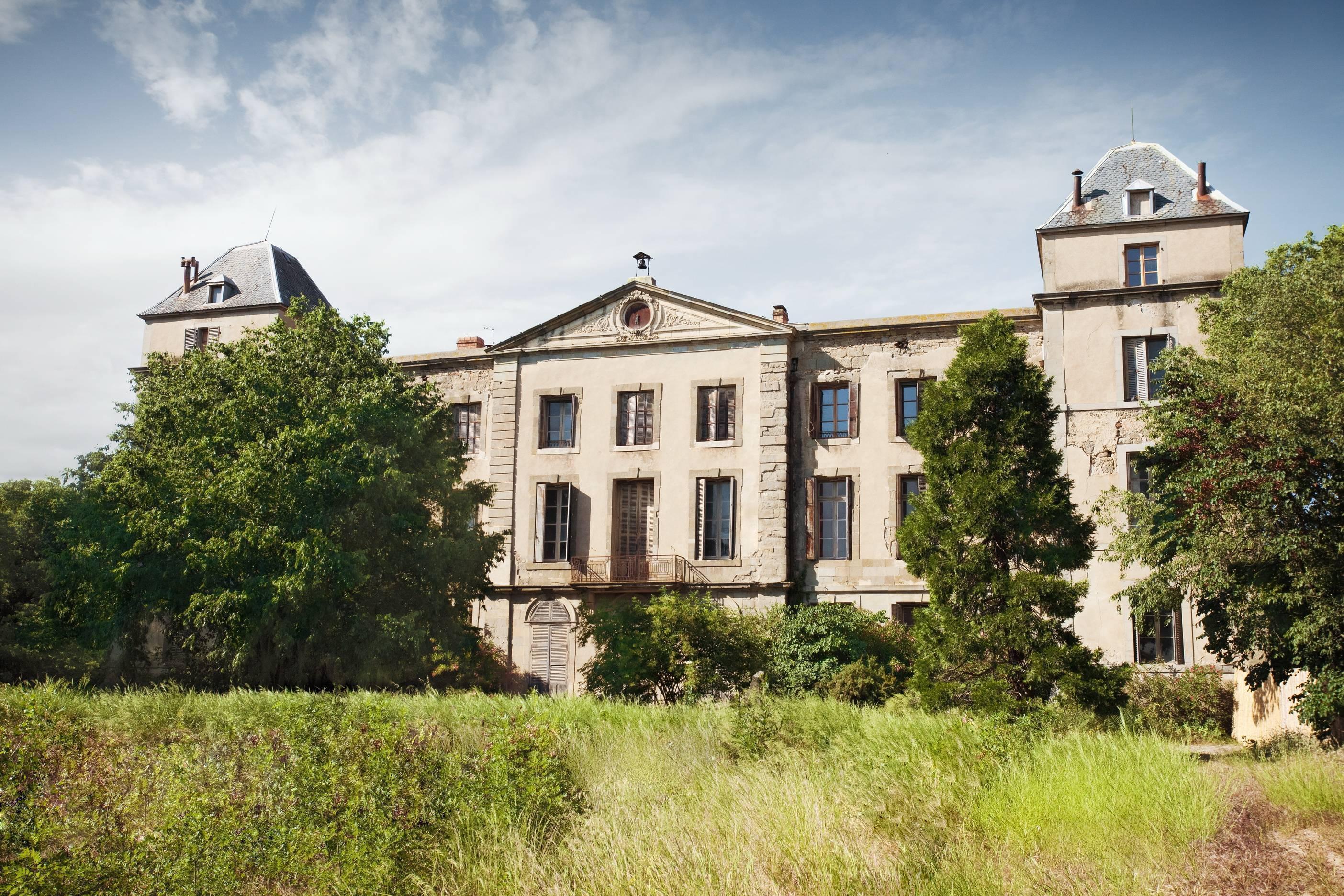 chateau de la redorte md628989 france languedoc roussillon carcasonne villa for sale. Black Bedroom Furniture Sets. Home Design Ideas