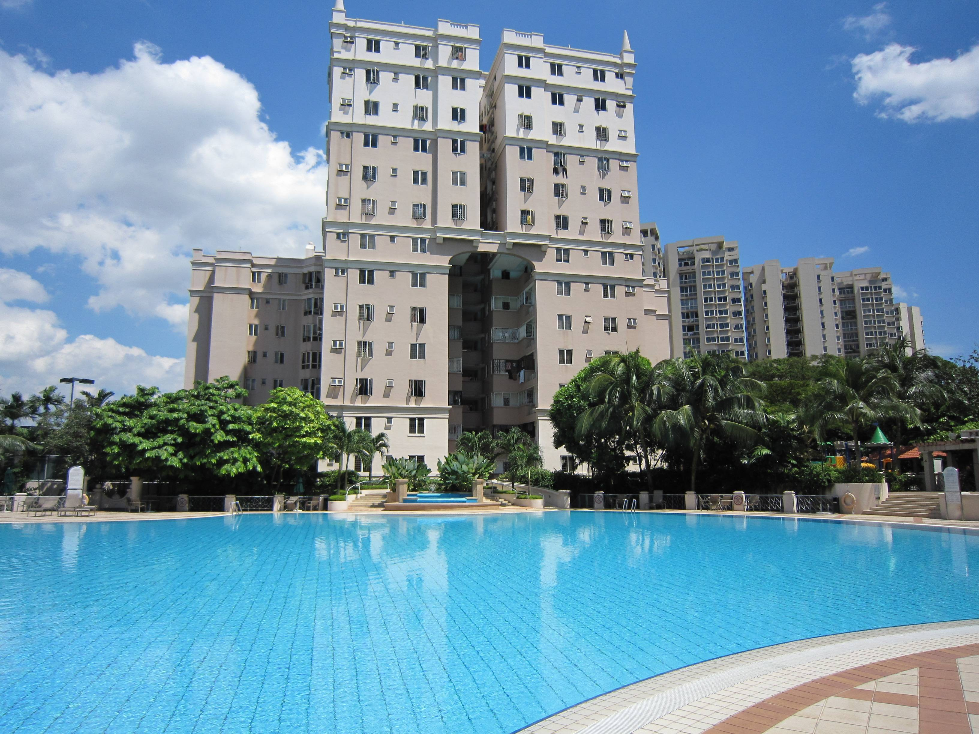 Condo For Rent Ang Mo Kio Ang Mo Kio Singapore Castle Green Condo 4 Bedrooms Fully Furnished