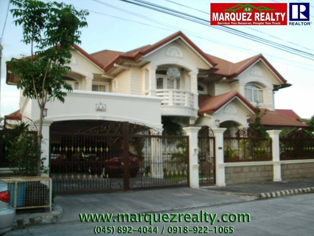 San Fernando (Pampanga) Philippines  city photos : House for Sale San Fernando, Pampanga, Philippines $348k Hacienda ...