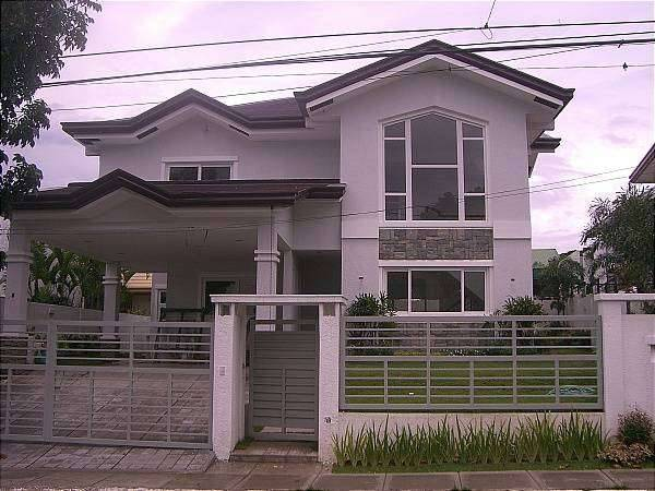 House for sale alabang manila philippines house for for New home designs for 2009