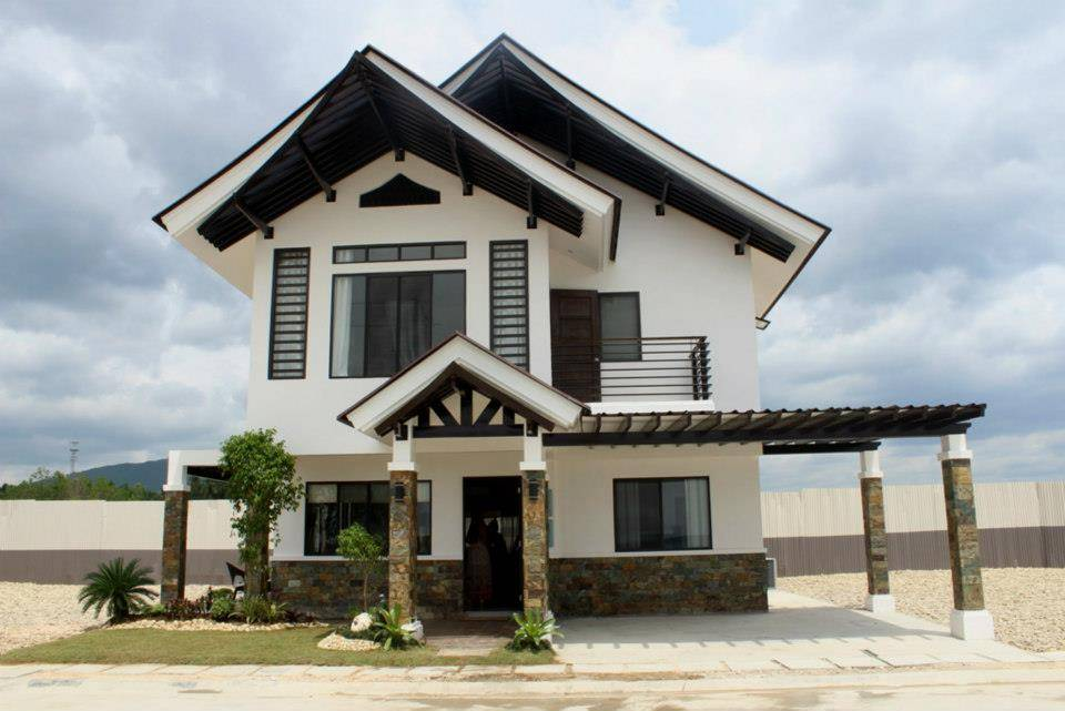 House for sale argao cebu philippines 2 story house for Two story beach house