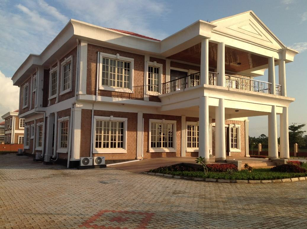 House For Sale Lagos Lagos Nigeria Most Secured Expatriates Residential Houses Inlagos