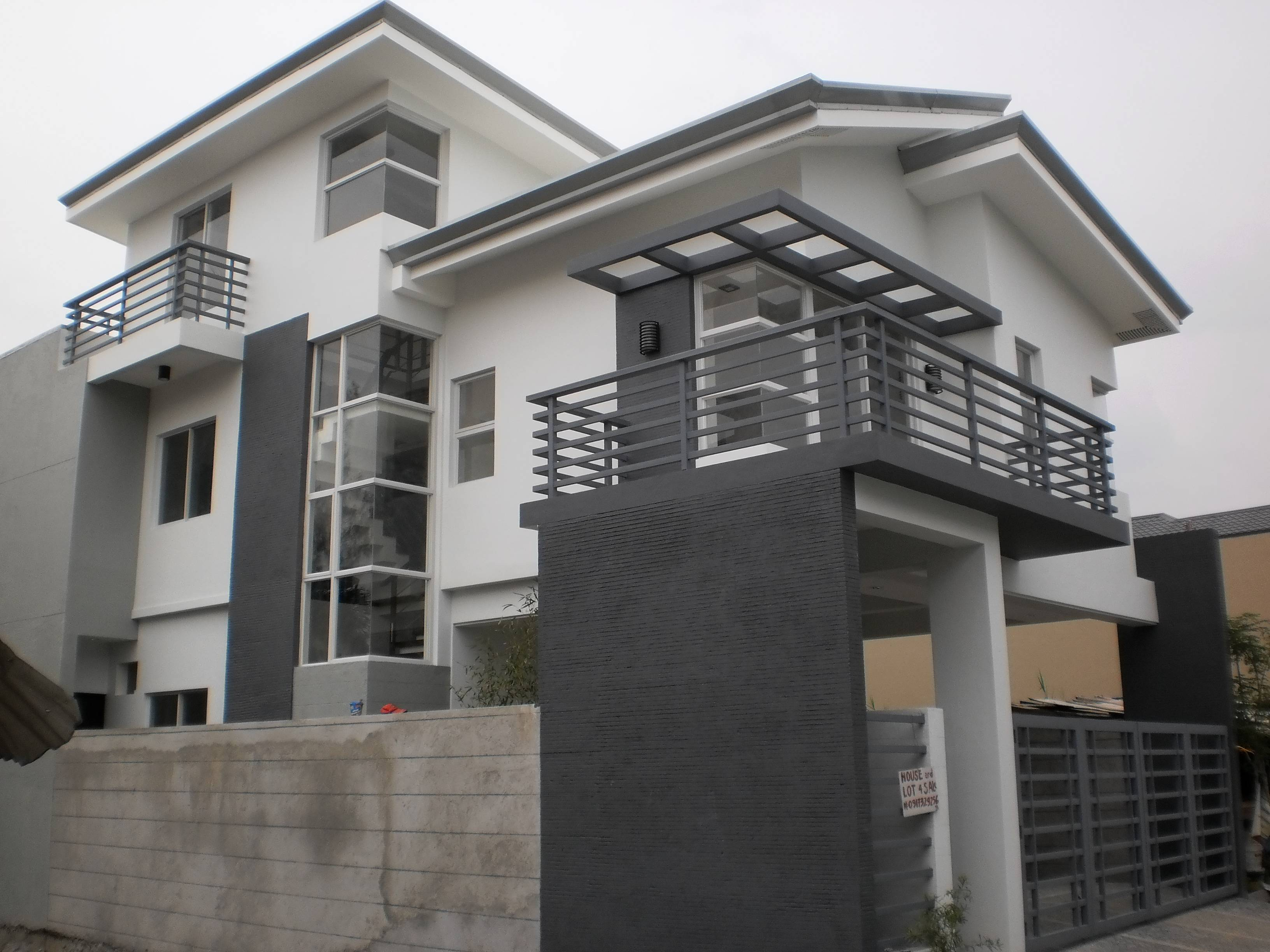 House for sale pasig city manila philippines modern for Modern house for sale