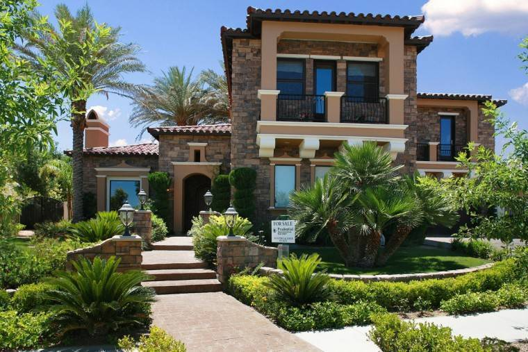 House for sale las vegas nevada united states Mediterranean homes for sale