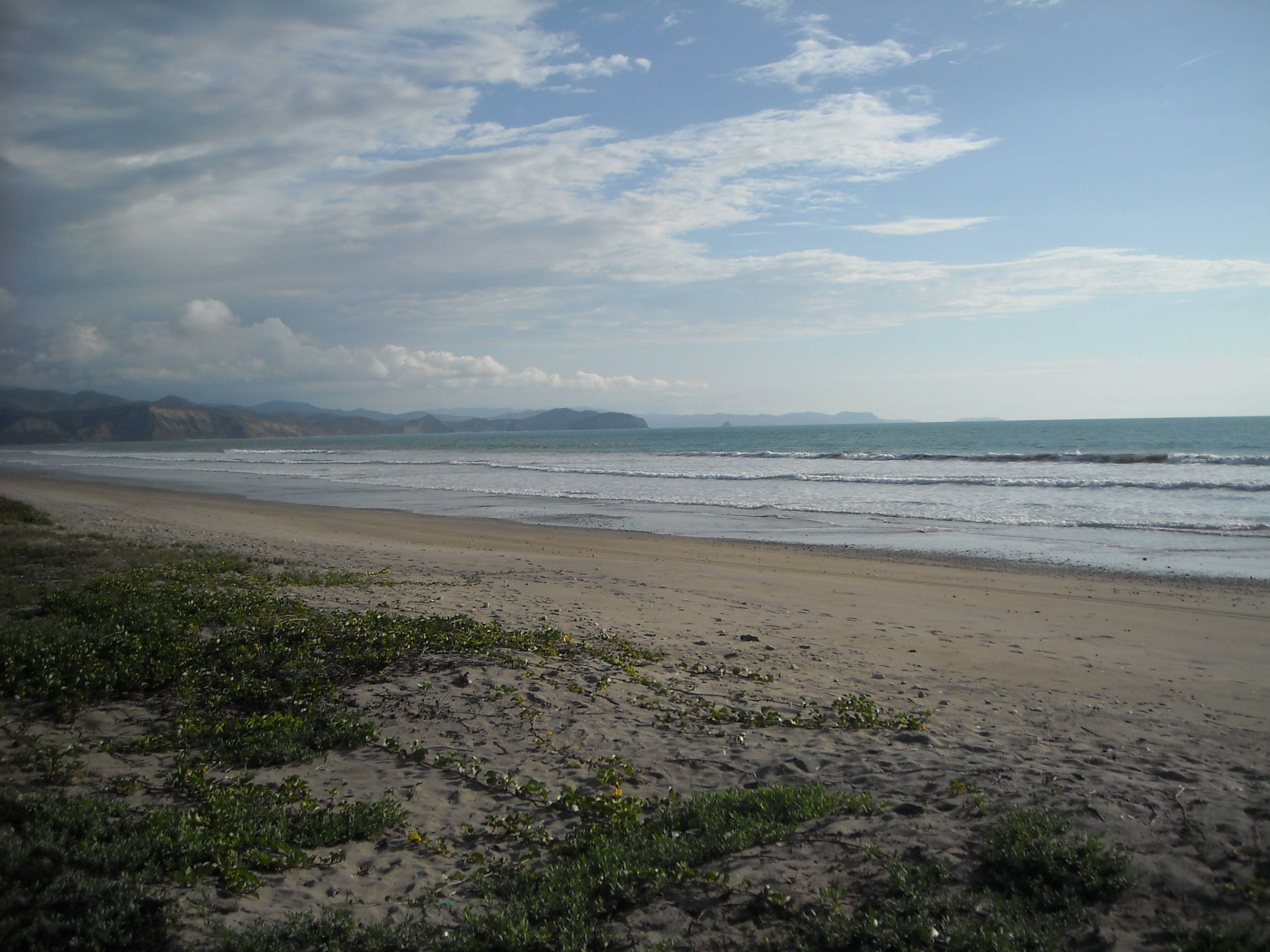 Direct Beachfront Lots In Serene Puerto Cayo Md1231953