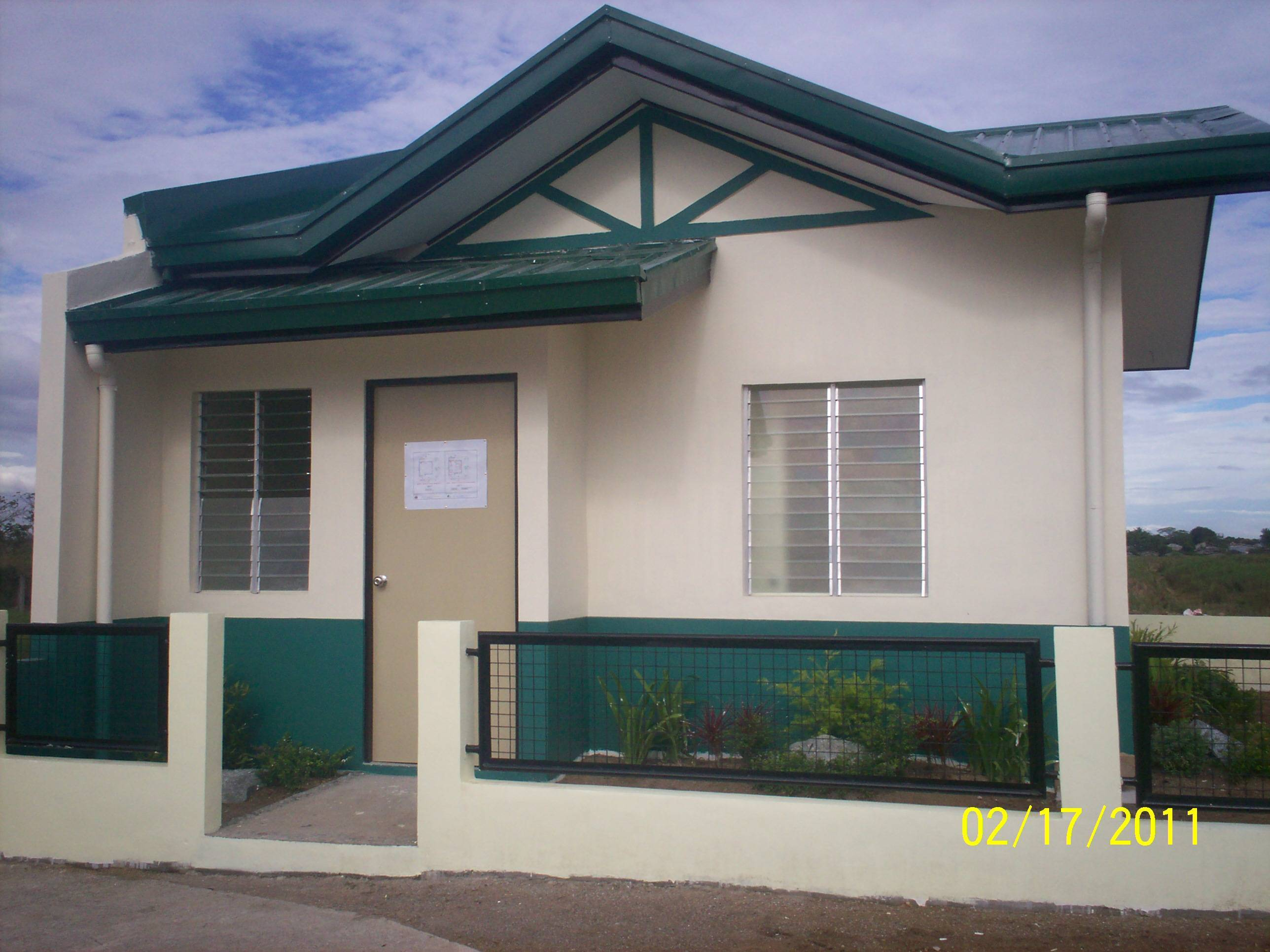 House for sale general trias cavite philippines low for Low cost house plans philippines