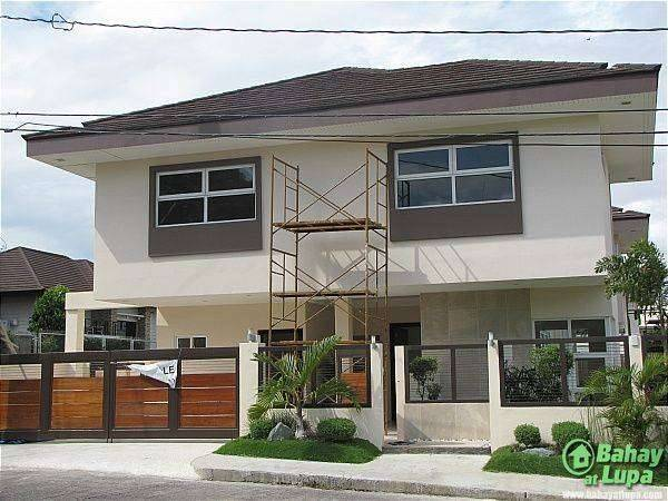 House for sale new alabang height village manila for Brand new house plans