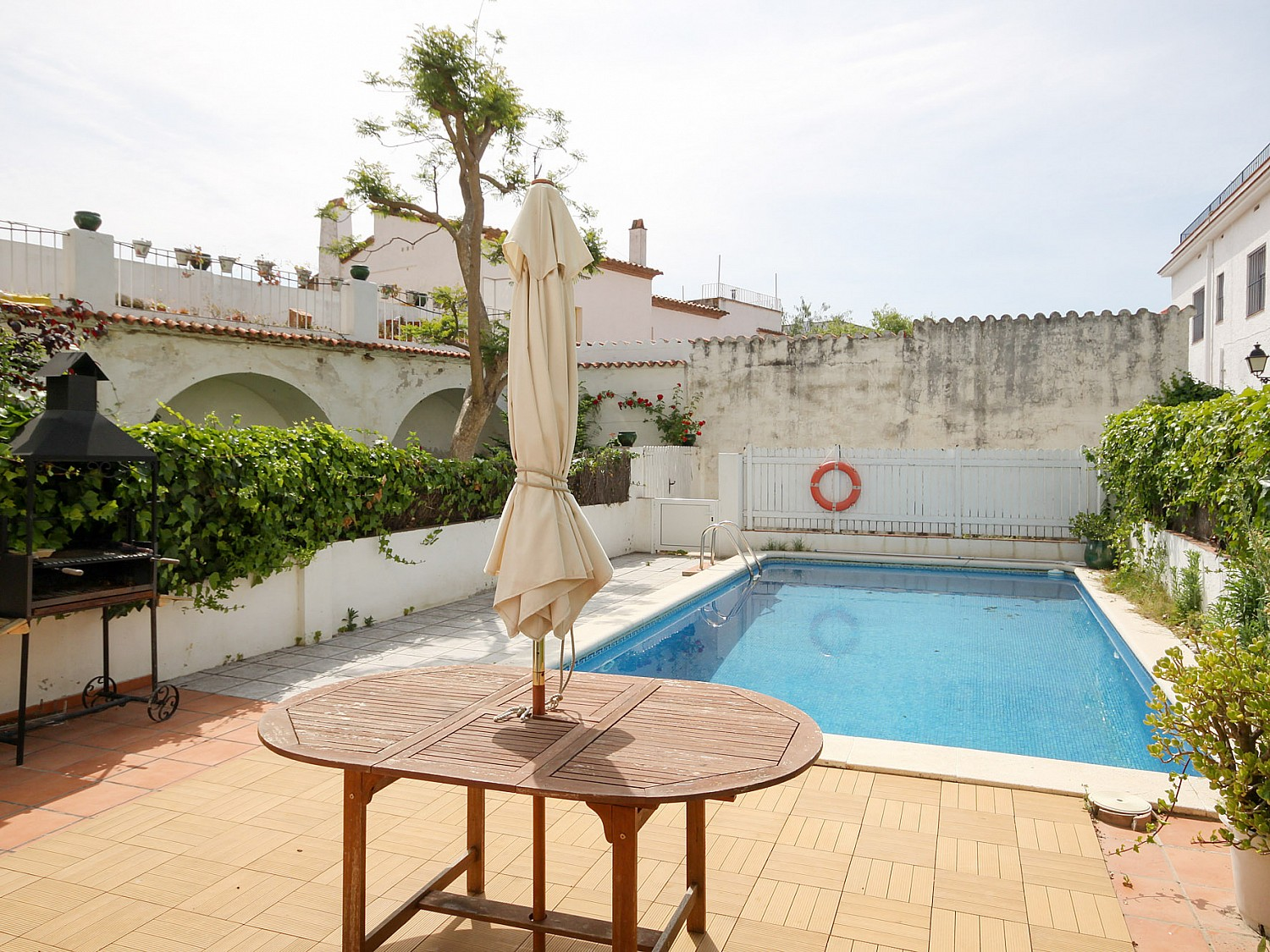Apartment For Sale Sitges Cataluna Spain Big House With Swimming Pool And Touristic License